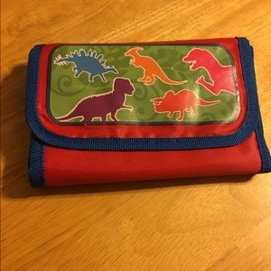 New Kids Dinosaur Fold Down Lunch  Bag Insulated